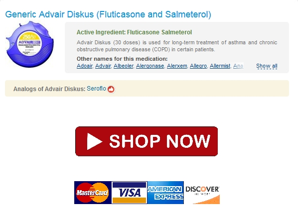 Discount Online Pharmacy. Buy Cheapest Advair Diskus Pills. Worldwide Delivery (3-7 Days)