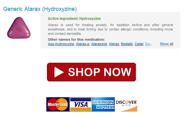 atarax Cheapest Prices Ever * How Much Cost 25 mg Atarax * Accredited Canadian Pharmacy