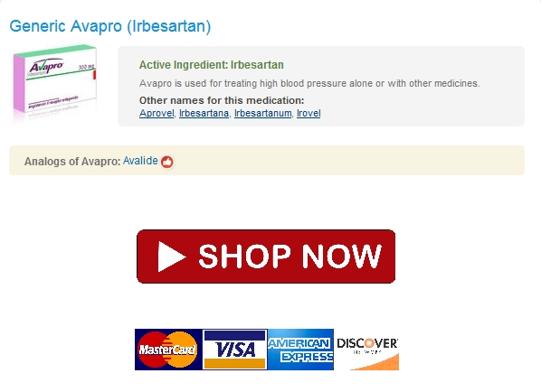 Cheap Online Avapro Generic * Fastest U.S. Shipping * Canadian Healthcare Discount Pharmacy