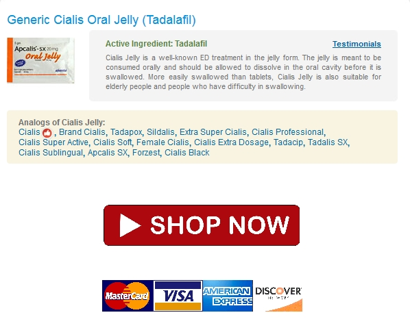 Bonus Pill With Every Order * online purchase of Cialis Oral Jelly 20 mg cheapest