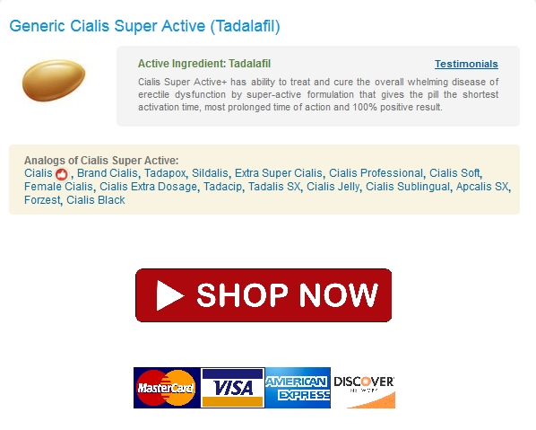 Generic Cialis Super Active For Sale * Best Online Pharmacy * Fast Worldwide Shipping