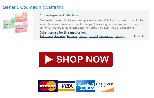 Coumadin 2 mg Order - Lowest Prices - Free Shipping