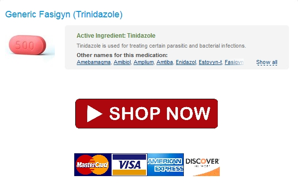 fasigyn Lowest Prices * Buy Trinidazole * Fastest U.S. Shipping