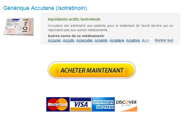 Prix Du Accutane 30 mg En Pharmacie En France * Sans Rx