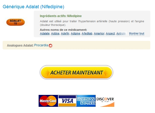 Pharmacie Web Prix Adalat 5 mg France
