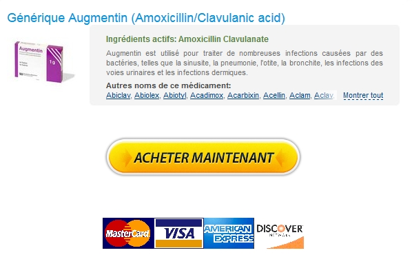 Discount Online Pharmacy. Ou Commander Augmentin 500 mg