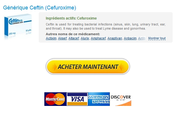 ceftin Internationale Pharmacie. Prix Du Ceftin En France