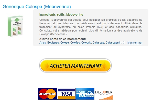 Internationale Pharmacie – Prix Colospa 135 mg Pharmacie – Remise sur Réorganise