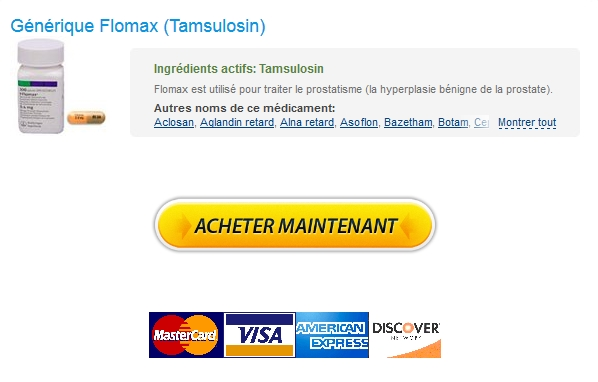 Internationale Pharmacie / Commande Tamsulosin France