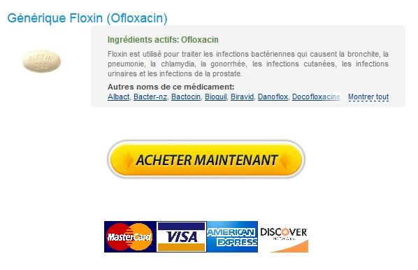 Achat Floxin 100 mg Pharmacie / Livraison internationale / 100% Satisfaction garantie
