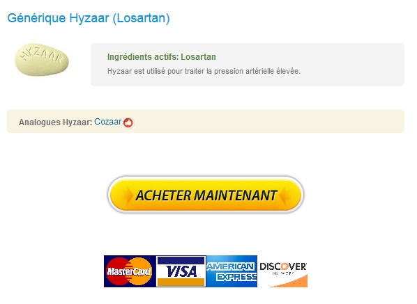 hyzaar Hyzaar 50 mg A Vendre :: Commande rapide Livraison