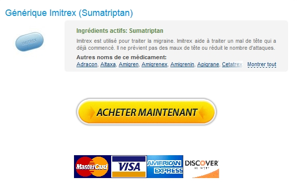 Pharmacie Pas Cher. Acheter Imitrex France Sans Ordonnance. Les échantillons de Viagra gratuit