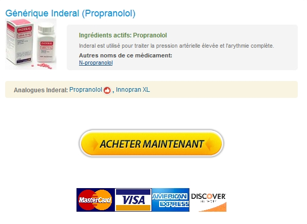 Internationale Pharmacie / Achat Pilule Propranolol / 24/7 Service Clients