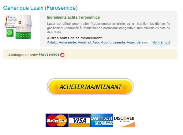 lasix Pharmacie 24h. Medicament Furosemide. 100% Satisfaction garantie