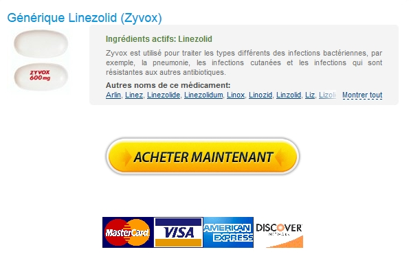 Linezolid 600 mg Generique En France * Payer Par Carte Visa
