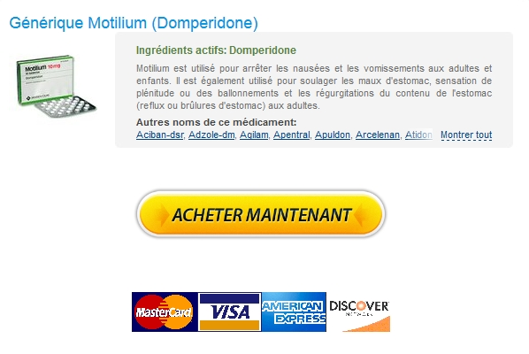 100% Satisfaction garantie Cout Domperidone Livraison gratuite dans le monde