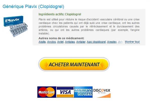 Achat Clopidogrel Generique – Livraison rapide par courrier ou Airmail