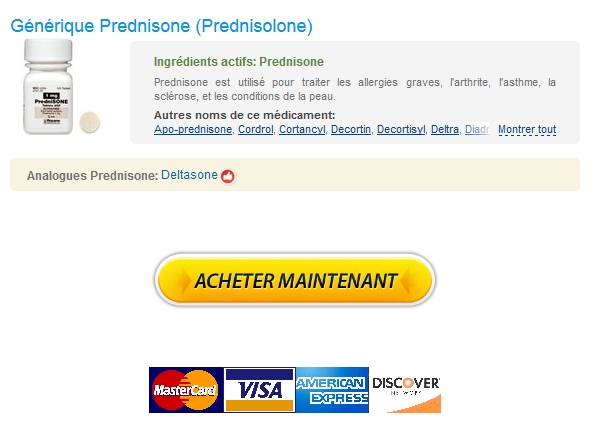 Pas De Pharmacie Sur Ordonnance – Comprimé Prednisone – Remise sur Réorganise