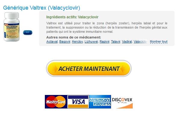 Valacyclovir Generique France – Airmail Expédition – 100% Satisfaction garantie