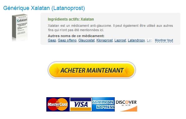 Payer Par BTC / Xalatan 2.5 ml France Pharmacie / Économisez de l'argent avec Generics