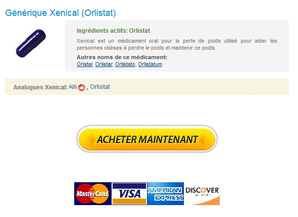 Xenical 120 mg Sur Internet * Expédition rapide * Options de paiement flexibles ()