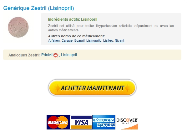 zestril Zestril En Pharmacie :: Remise