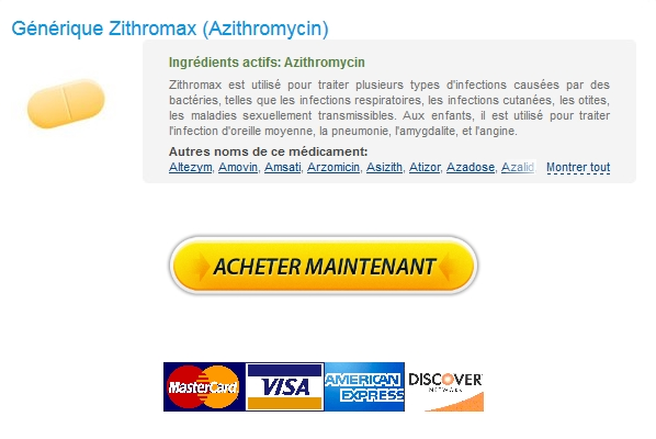 Achat Zithromax 250 mg Bon Marché