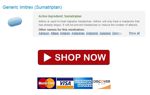 imitrex We Accept: Visa Mastercard, Amex, Echeck   Mail Order Sumatriptan cheapest   Best Pharmacy Online offers