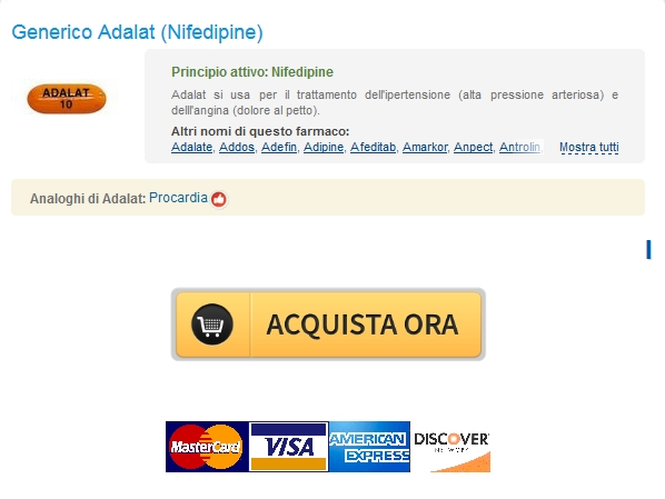 adalat No Prescription Online Pharmacy / Adalat Quanto costa In linea / Spedizione gratuita