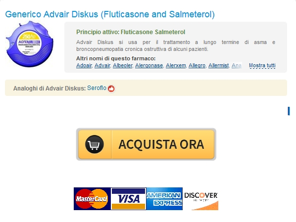 Online Pharmacy Cheap Overnight :: A buon mercato Advair Diskus 500 mcg In linea :: Consegna rapida