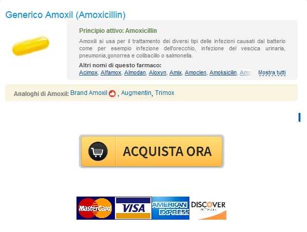 Sconto Online Pharmacy – Dove ordinare Amoxicillin 500 mg