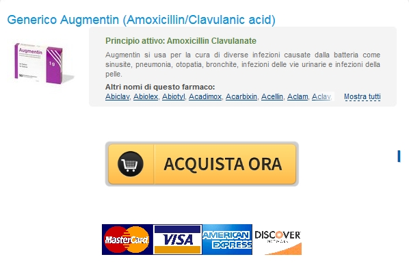 augmentin No Prescription Online Pharmacy   Ordine Generico Amoxicillin/Clavulanic acid 500 mg In linea   Spedizione gratuita