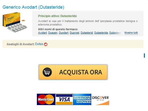 Dove posso ordinare Avodart Dutasteride / Miglior Approved Online Pharmacy
