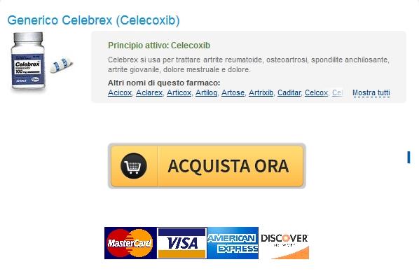 In linea Celebrex Celecoxib A buon mercato :: Opzioni di pagamento flessibili :: Consegna espressa