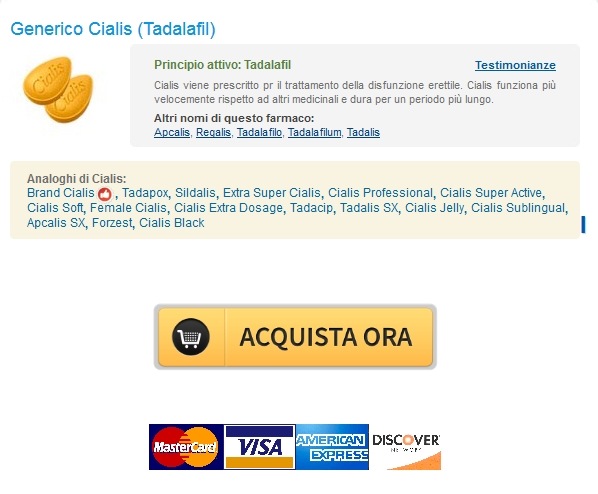 Best Place To Order Generics - Cialis Tadalafil Quanto costa In linea