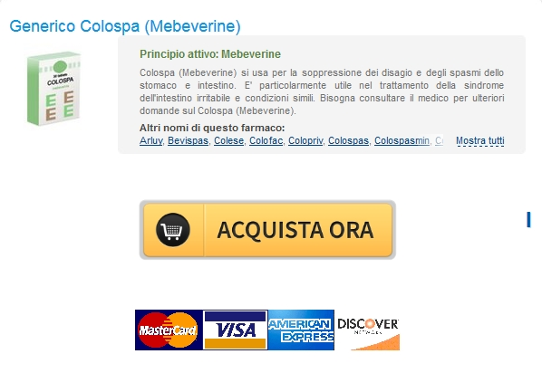 colospa Buone farmaci di qualità * In linea Mebeverine 135 mg Quanto costa