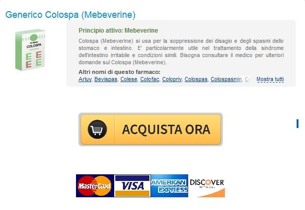 online Pharmacy – Colospa Mebeverine Sconto Generico – Liberano Corriere Consegna