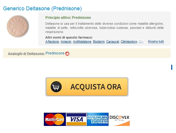 deltasone Deltasone Acquista Generico   No Prescription Online Pharmacy   Consegna in tutto il mondo libero