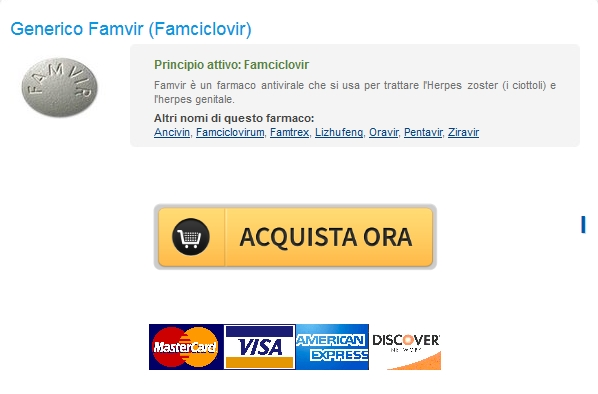 famvir Best Deal sui farmaci generici. Ordine Famciclovir 500 mg Generico. Cheap Pharmacy No Rx