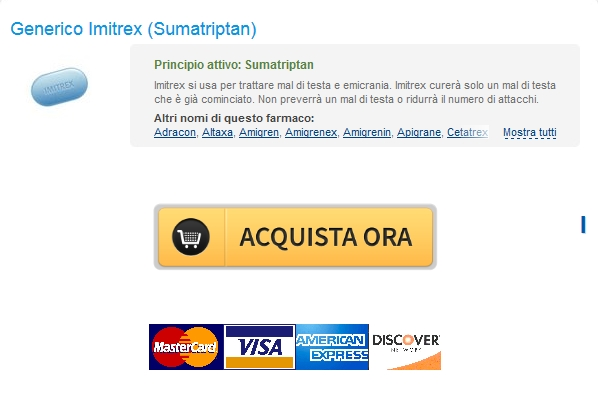 Acquista Generico Imitrex 50 mg In linea - Fda Approvato Pharmacy - Hot Weekly Specials