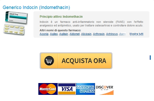 indocin Acquistare Generico Indomethacin 25 mg In linea By Canadian Pharmacy spedizione garantito