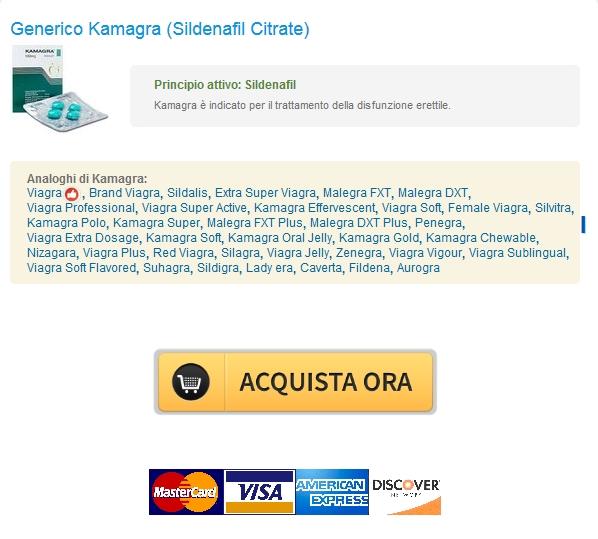 Accettiamo BitCoin / Generico Kamagra 50 mg Acquista