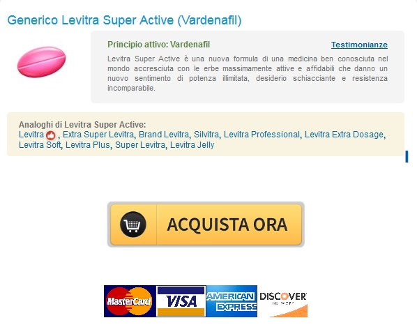 levitra super active Quanto costa Levitra Super Active 20 mg   BitCoin è disponibile