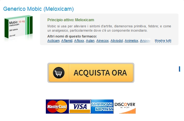 Canadian Pharmacy Healthcare online – Generico Mobic Meloxicam Conveniente – Worldwide Shipping (3-7 giorni)
