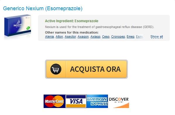 Acquista Generico Nexium 40 mg * Consegna veloce * 24/7 Farmacia