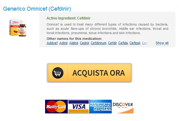 Acquista Omnicef In linea – Cheap Pharmacy senza prescrizione
