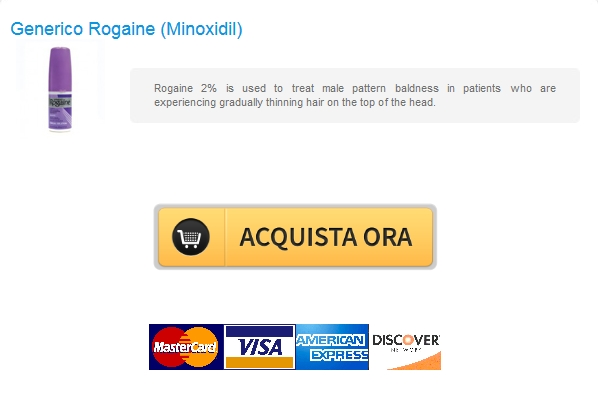 rogaine pieno Certified Minoxidil 5% 60 ml Sconto In linea