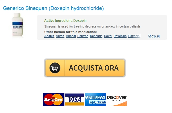 Ordine Doxepin hydrochloride 75 mg – Discount Pharmacy Us Online – Sconti e spedizione gratuita Applicata