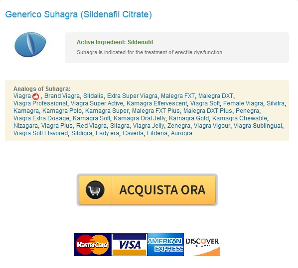 By Canadian Pharmacy / Generico Suhagra 100 mg Senza Prescrizione / Worldwide Shipping (3-7 giorni)