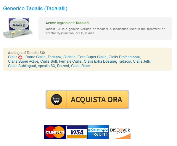 Ordine Generico 10 mg Tadalis – Best Place To Order Generics